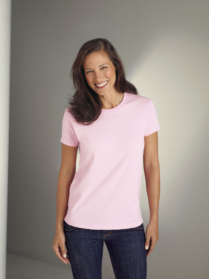 RAS PREFERRED NES G200L Gildan Ultra Cotton® Ladies' 6 oz. T-Shirt, Ladies