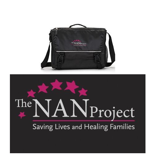 The NAN Project Gemline Pursuit Computer Messenger Bag
