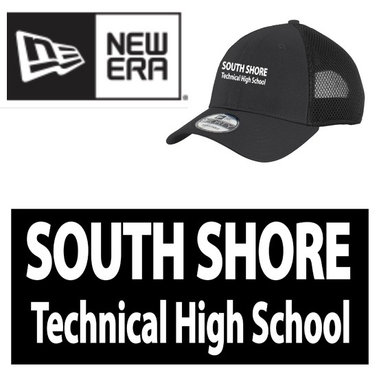 South Shore Technical High School New Era® - Snapback Contrast Front Mesh Cap