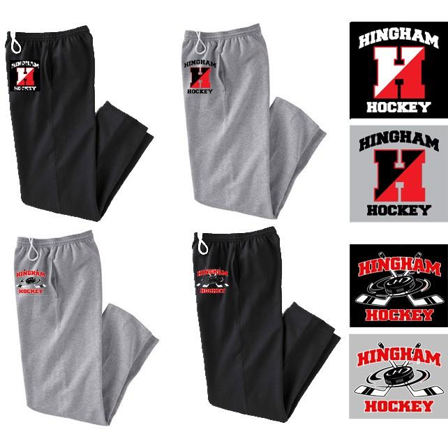 Hingham Hockey Logo Options