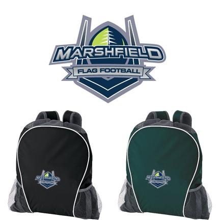 Marshfield Flag Football Holloway Rig Bag