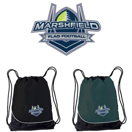 Marshfield Flag Football Holloway Day-Pak Bag