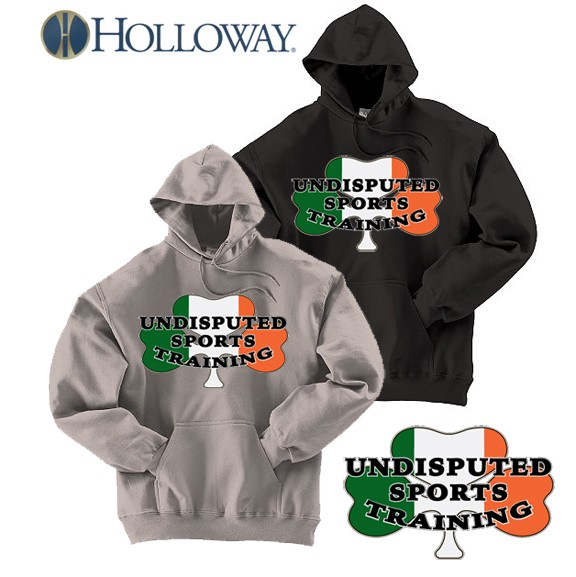 Undisputed Sports Training Holloway 50/50 Hoodie (Replaces Augusta Cube Hoodie)-NOTE: SUBJECT TO MANUFACTURER STOCK/AVAILABILITY