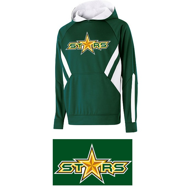 Coastal Stars Holloway Brand Argon Hoodie, Youth