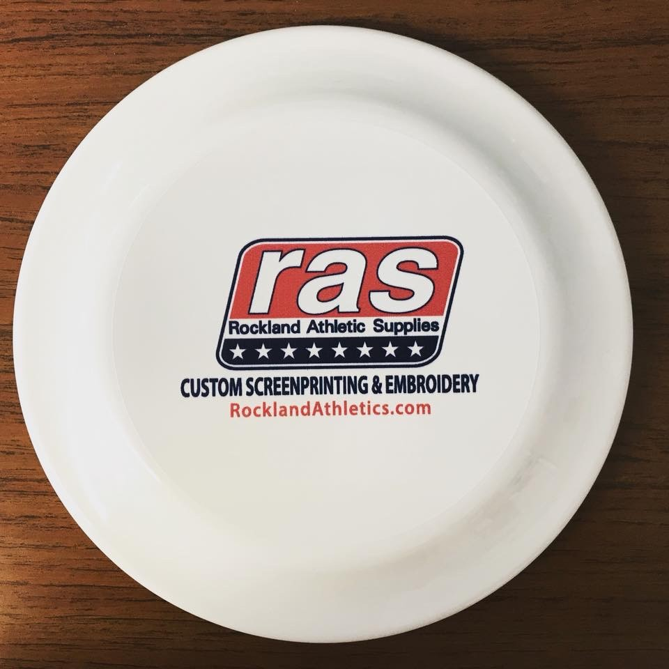RAS Logo'd FRISBEE!!!