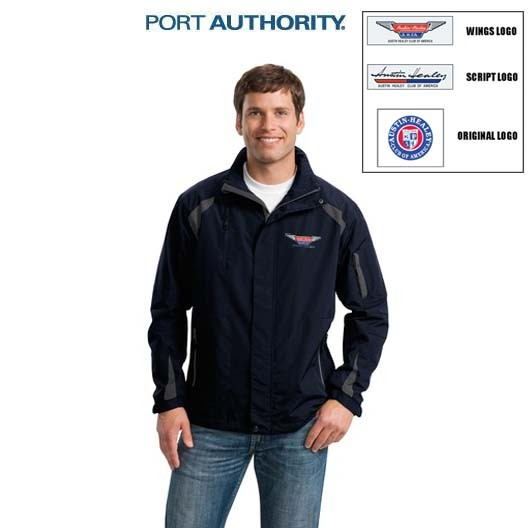 AHCA STEP-OUT PROGRAM: Port Authority® All-Season II Jacket For Men, Embroidered Logo, Style #J304