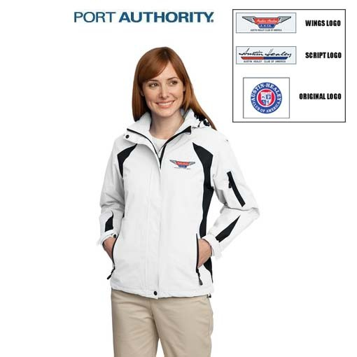 AHCA STEP-OUT PROGRAM: Port Authority® Ladies All-Season II Jacket, Embroidered Logo, Style #L304