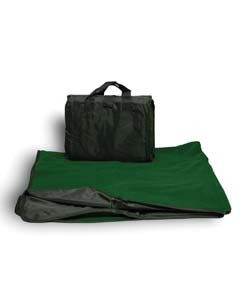 Liberty Bags Drop Ship Fleece/Nylon Picnic Blanket