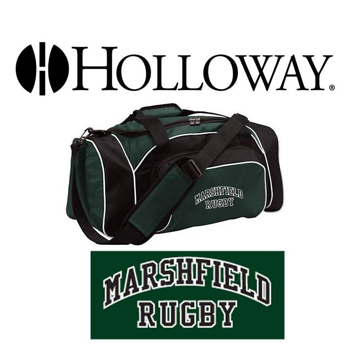 Marshfield Rugby Holloway League Duffel Bag