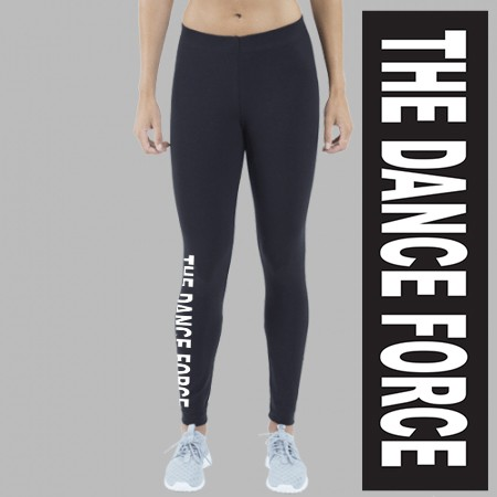 Dance Force Boxercraft Brand Premium Leggings