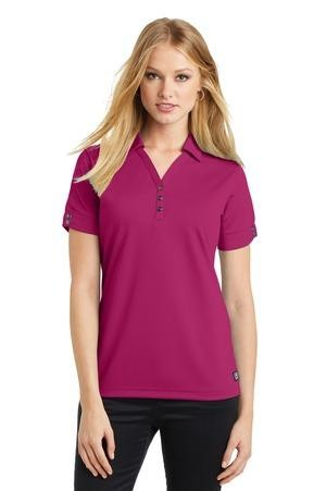 OGIO® - Glam Polo With Stay-Cool Wicking Technology