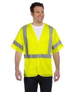 OccuNomix Mesh Breakaway Vest, Class 3- CLEARANCE