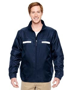 Harriton Men's Fleece-Lined All-Season Jacket M770