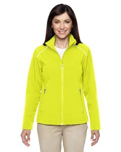 Harriton Ladies' Echo Soft Shell Jacket