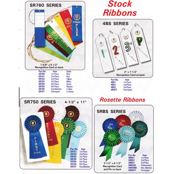 Marco Awards Brand Ribbons
