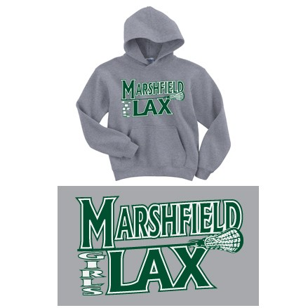 Marshfield Girls Lacrosse Club Sweatshirt