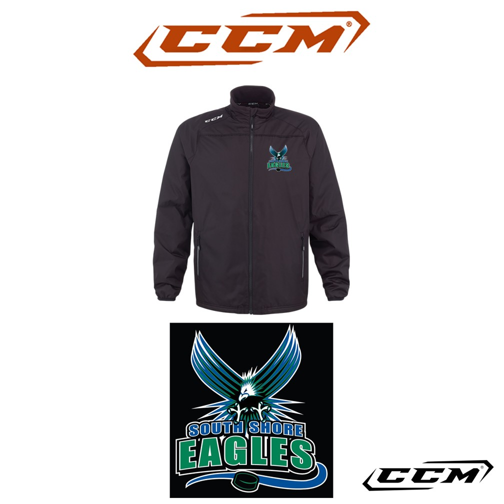 South Shore Eagles CCM Team Midweight Jackets Sr (Adult)