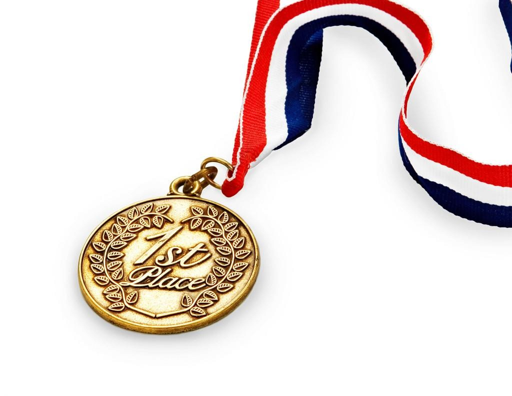Marco Awards Brand Medals With Ribbons