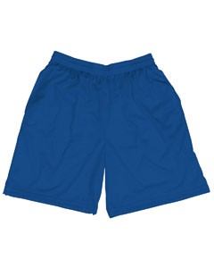 "A4 Drop Ship Men's 9"" Inseam Coach's Short"