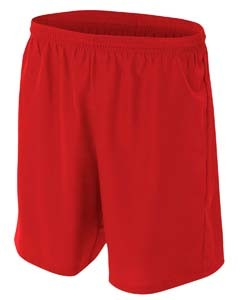 A4 Drop Ship Men's Woven Soccer Shorts