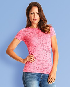 Next Level Ladies' Burnout T-Shirt N6500