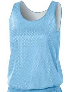 A4 Drop Ship Ladies' Reversible Mesh Tank Top
