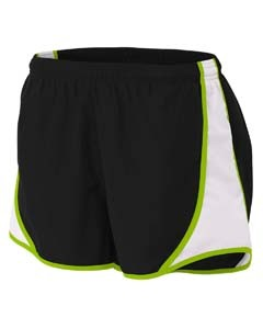 "A4 Drop Ship Ladies' 3"" Speed Shorts"