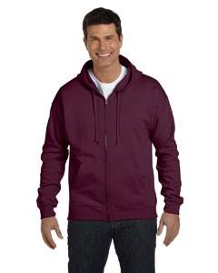 Hanes 7.8 oz. ComfortBlend® EcoSmart® 50/50 Full-Zip Hood