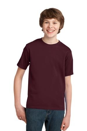 Port & Company® - Youth Essential 100% Cotton T-Shirt PC61Y
