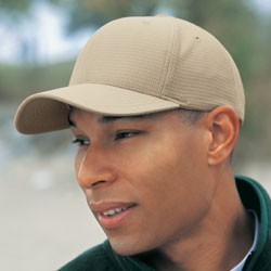 FlexFit Six Panel Low Profile Cool & Dry Tricot Flexfit Cap 6572