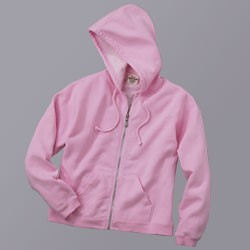 Comfort Colors Ladies' 10 oz. Garment-Dyed Full-Zip Hood