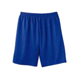 Augusta Drop Ship Youth Tricot Mesh Short with Tricot Lining