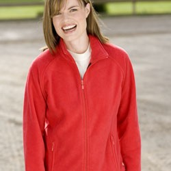 Harriton Ladies' 8 oz. Full-Zip Fleece M990W