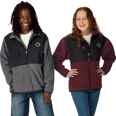 Charles River Youth Evolux® Fleece Jacket