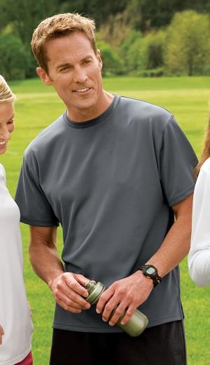 Sport-Tek® Dri-Mesh® Short Sleeve T-Shirt