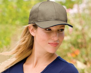 Port & Company® - Sandwich Bill Cap CP85