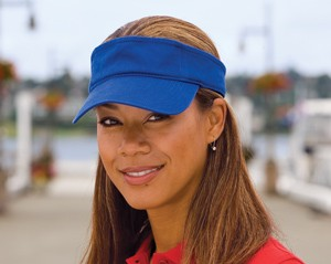 Port & Company® - Fashion Visor CP45