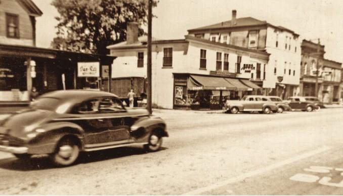 RAS Building, 320 union Street, 1940's