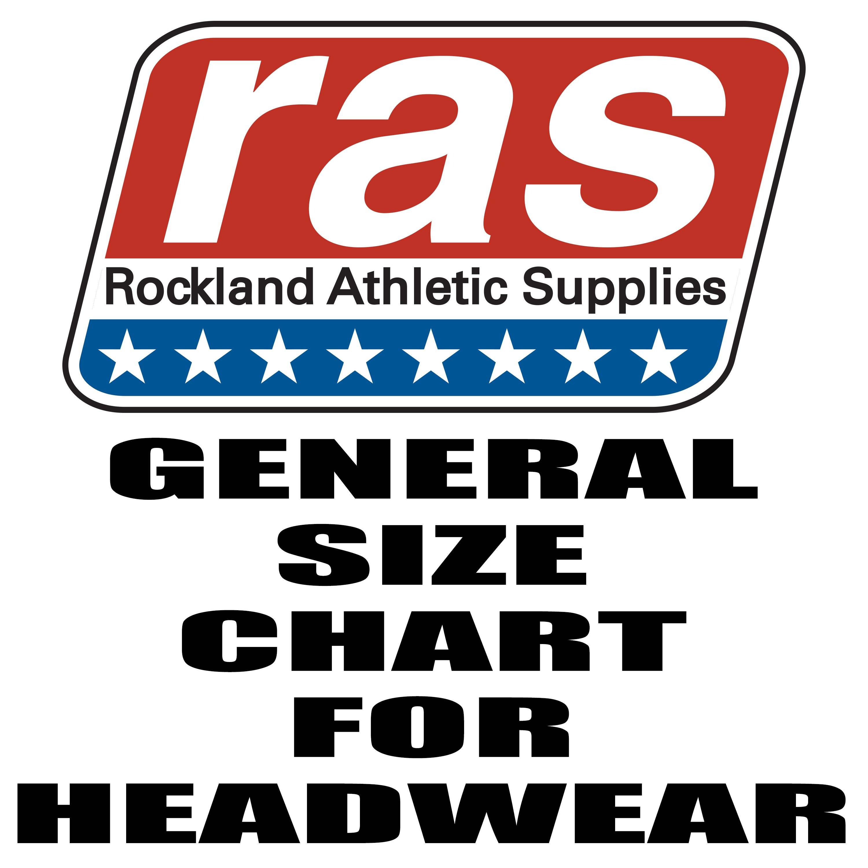 SIZE CHART- Hats (general)