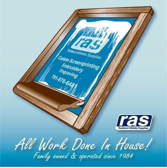 RAS Silkscreen Logo Design