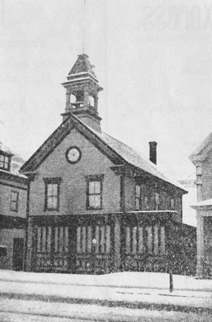 Rockland Fire House, Unknown Date