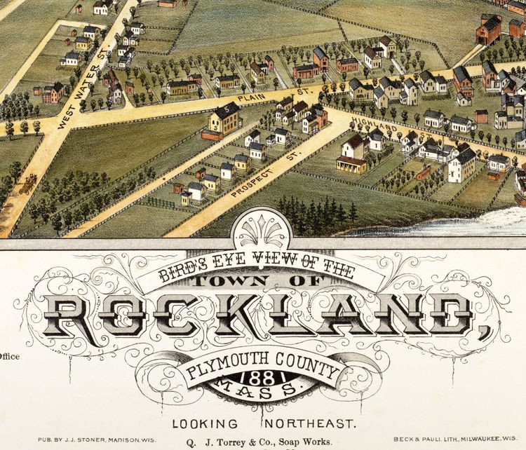 Town Of Rockland Maps