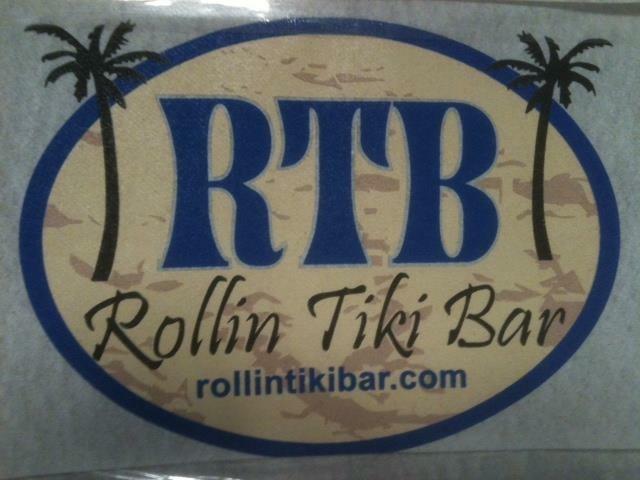 Rolling Tiki Bar