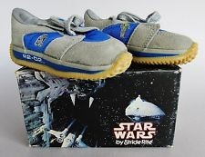 Stride Rite Star Wars Limited Edition, Stride Rite Shoes of Boston & Rockland