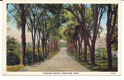 Goddard Avenue, Rockland
