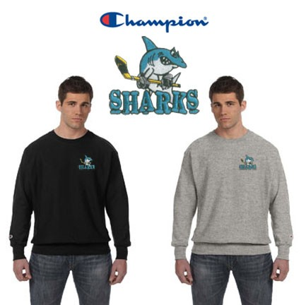 Cape Cod Canal Youth Hockey Champion Reverse Weave® 12 oz. Crew