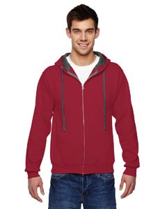 Fruit of the Loom 7.2 oz. Sofspun™ Full-Zip Hooded Sweatshirt