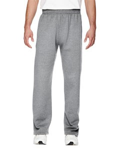 Fruit of the Loom 7.2 oz. Sofspun™ Open-Bottom Pocket Sweatpants