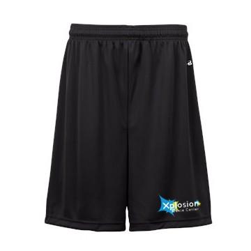 Xplosion Dance Center Badger B-Core Shorts For Men & Boys- Our Most Popular Short!