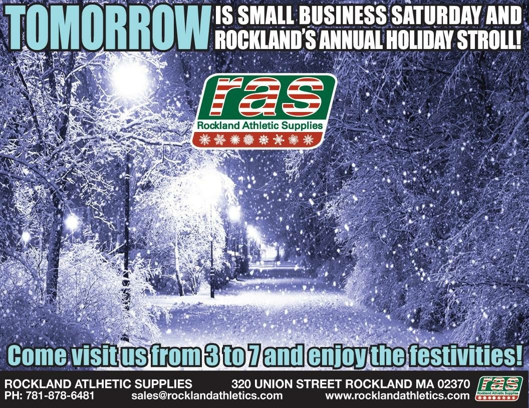 Small Business Saturday/Winter Stroll 2013